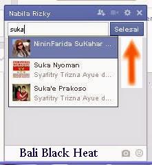 obrolan bersama facebook