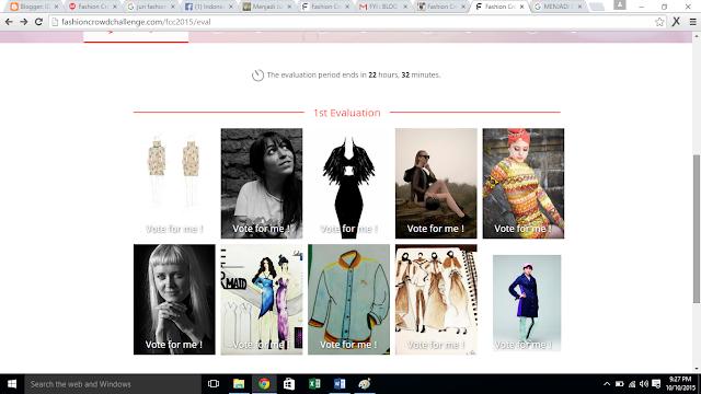Beberapa Hal Menarik Ketika Menjadi Judge dalam Fashion Crowd Challenge 2015