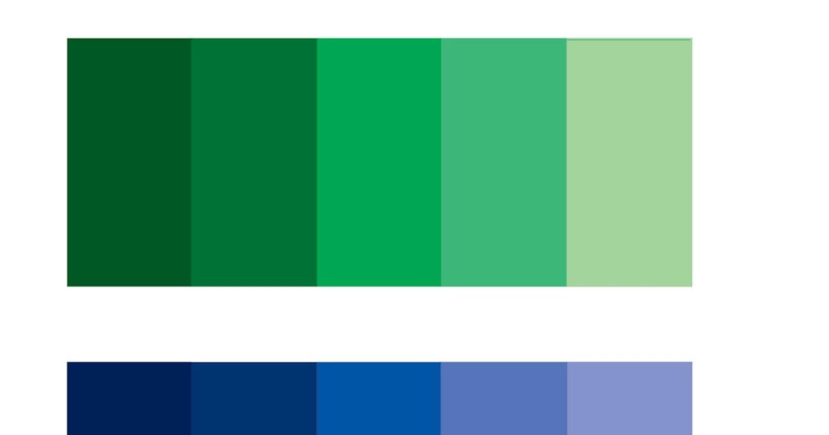 Inspirasi 67 Kombinasi Warna Biru Wardah