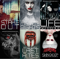 Add the first six books of the Paranormal Detectives Series by Lily Luchesi to your reading list!
