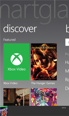 xbox smartglass app for windows phone