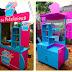 #Booth Portable komplit Rp 3.500.000