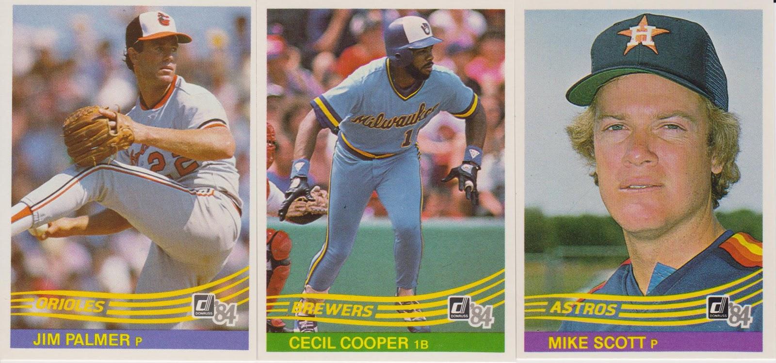 Random Wax 1984 Donruss Baseball