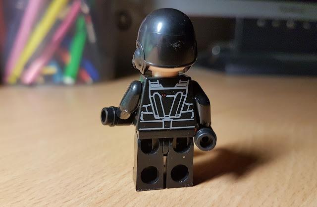 Имперский техник фигурка лего купить, Изгой 1 Звездные войны, Имперская наземная команда, минифигурки Стар Варс