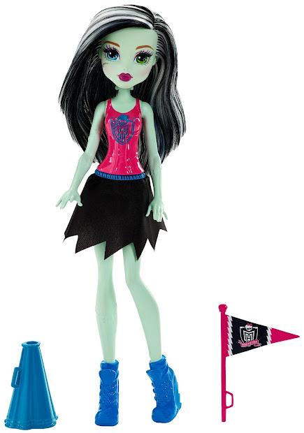 Monster High Dolls Frankie