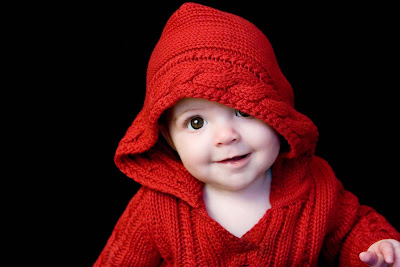 a-cuty-my-red-baby-awasome-images