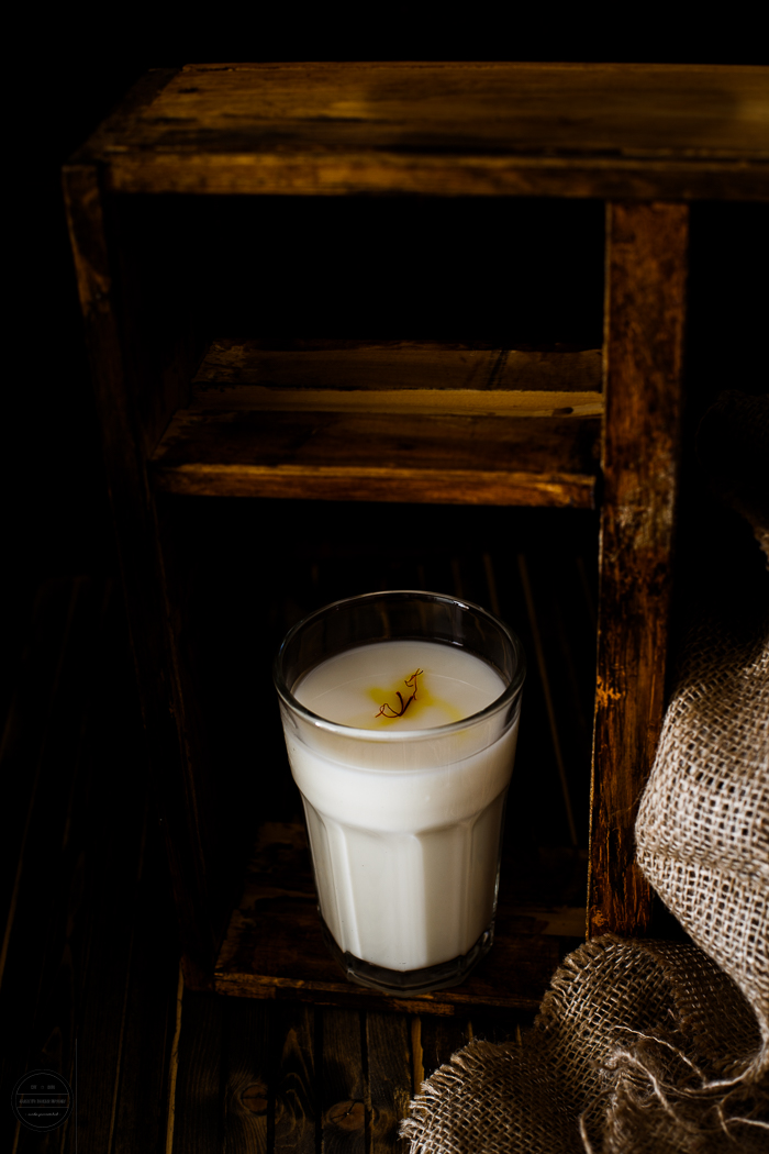 A creamy and smooth rice-based Mexican drink laced with saffron and cardamom. A refreshing cooler for all year round.