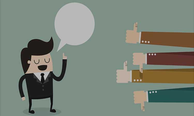 النقد والإنتقاد | لا تحطم غيرك
