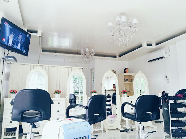 Sally House of Beauty interior