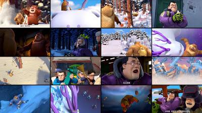 Boonie Bears: Mystical Winter (2015) WEB-DL Dual Audio [Hindi DD2.0-Chinese 2.0] 480p, 720p & 1080p HD 3