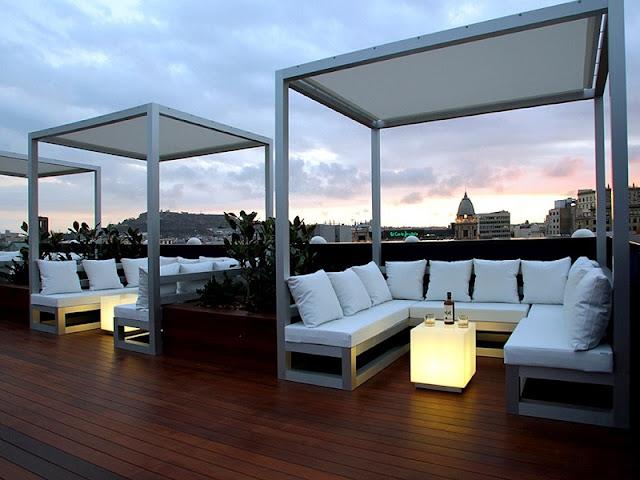 Pedindo o melhor quarto em Barcelona