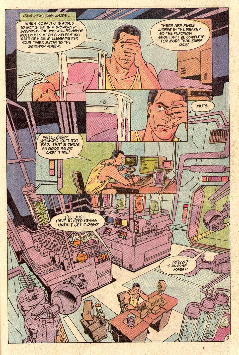 Read online Secret Origins (1986) comic -  Issue #47 - 28