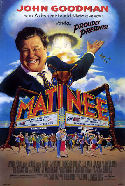 Matinee 1993 movie poster