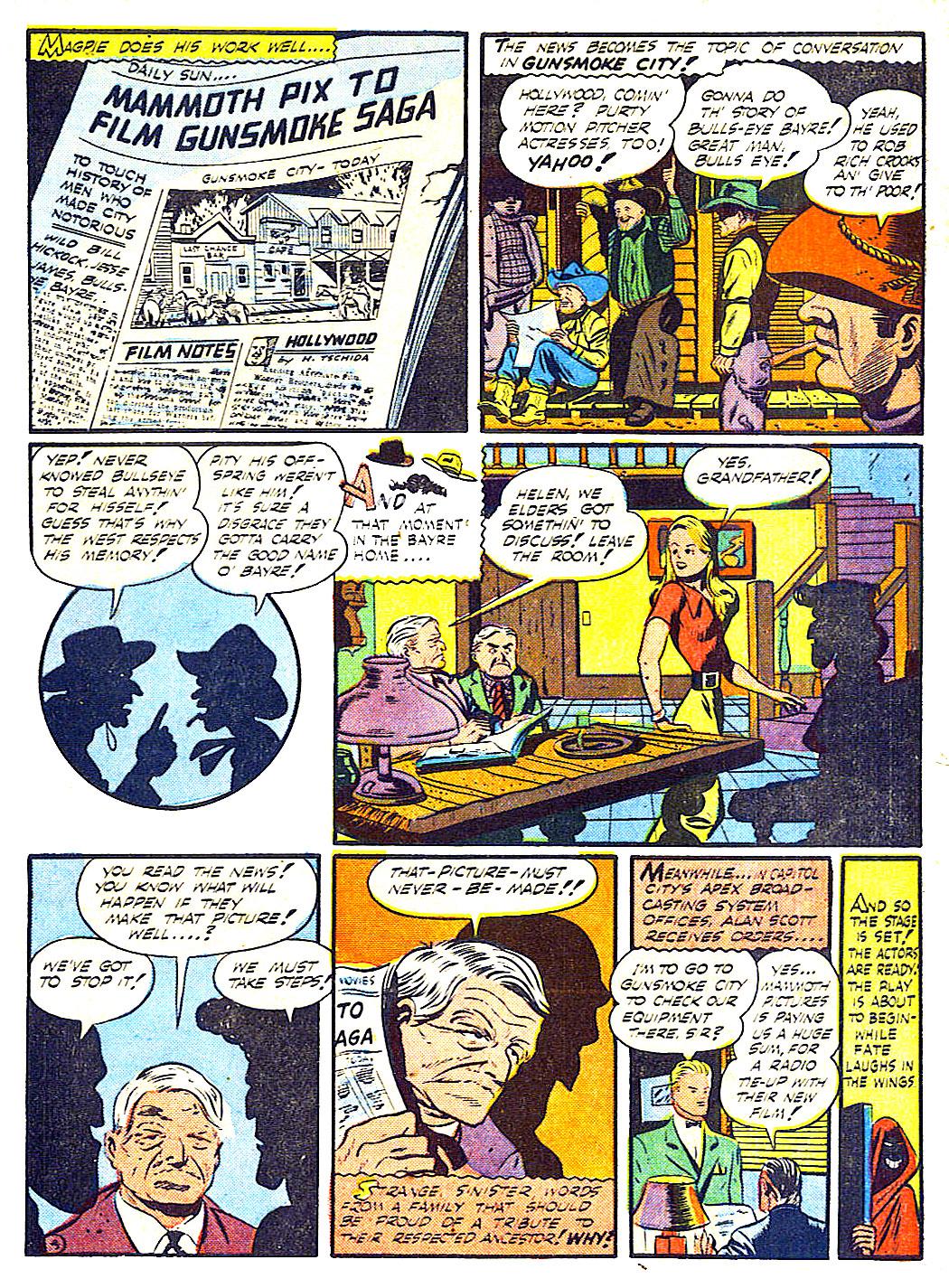 Read online All-American Comics (1939) comic -  Issue #50 - 5