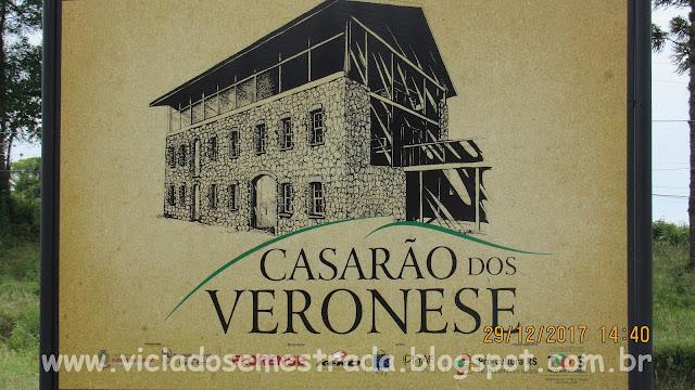 Casarão dos Veronese, Otávio Rocha, Flores da Cunha, RS