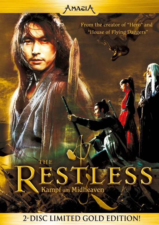 The Restless ศึกสามพิภพ รบ-รัก-พิทักษ์เธอ [HD][พากย์ไทย]