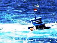 Lagi. 4 Nelayan Pulau Sailus Besar Hilang Di Laut, Belum Ditemukan Hingga Saat ini