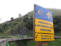 Onton camino de Santiago Norte Sjeverni put sv. Jakov slike psihoputologija