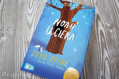 Noah ucieka - książka dla dzieci Johna Boyna - recenzja