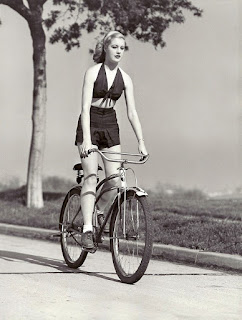 Vintage fashion,Pin-up,1930's