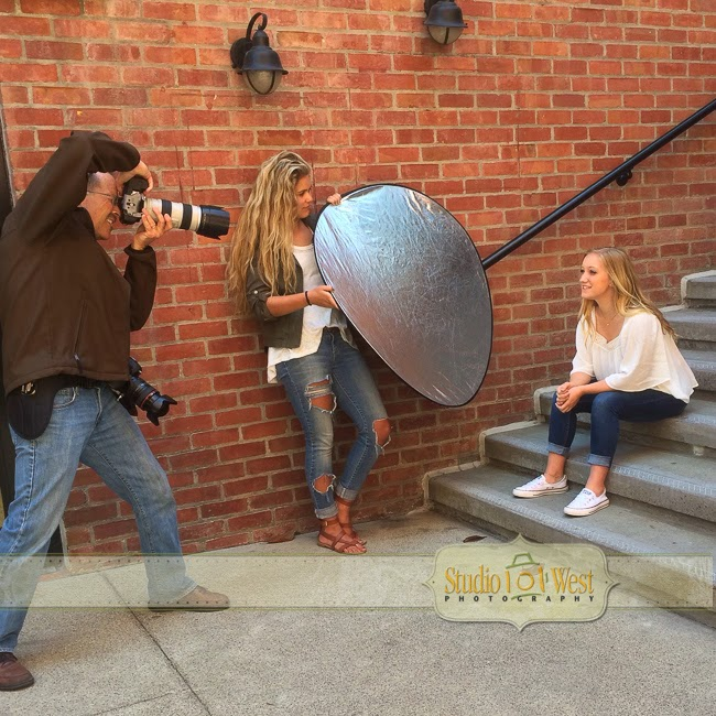 Atascadero Senior Photographer - Senior High School Pictures - Studio 101 West Photography