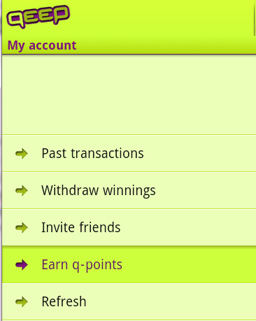 Free Qeep Points: How to get qeep points free 01