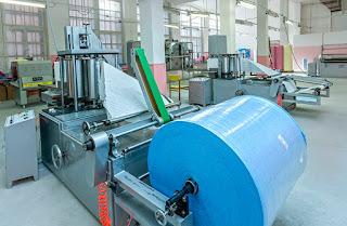 Новое производство нетканых материалов «Втор-Ком»