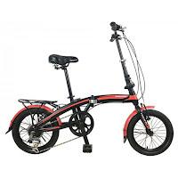16 pacific Folding Bike