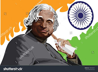 A. P. J.  ABDUL Kalam's  21 THOUGHTS