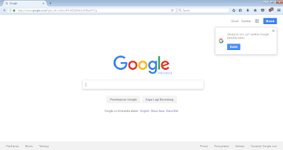 Cara mendownload Google Chrome