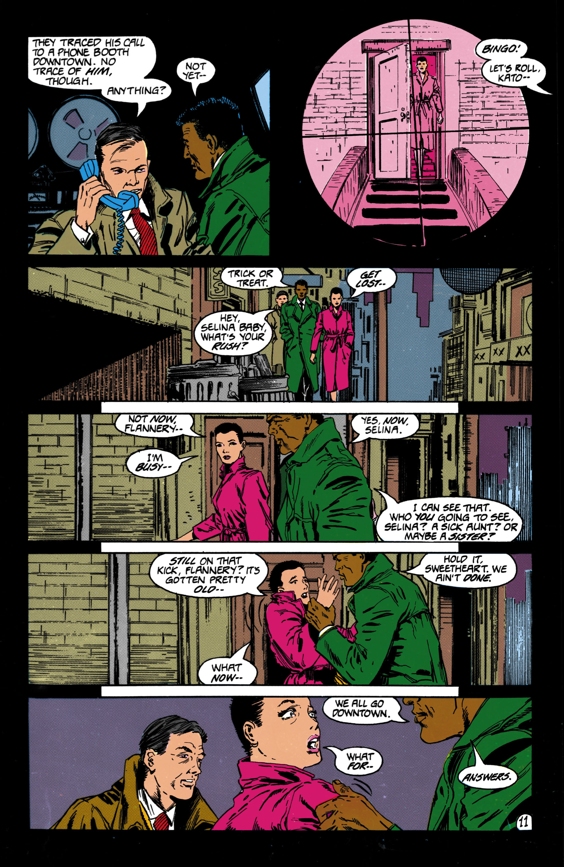Catwoman (1989) Issue #3 #3 - English 12