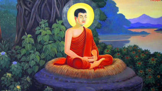 How did Siddhartha(Gautama Buddha) reach enlightenment?