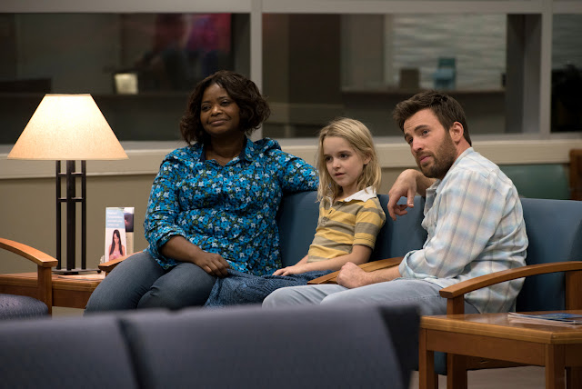 GIFTED Starring Chris Evans, McKenna Grace, Octavia Spencer