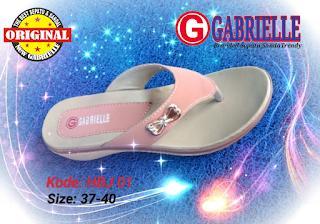 Sepatu sandal NewGabrielle keren