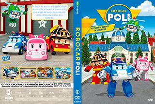 Robocar Poli - Cover DVD