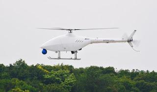 Helikopter tak berawak AR500C