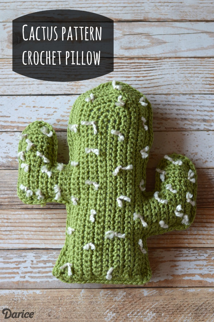 Cool Cactus Crochetpattern Coole Cactus Haken Bees And