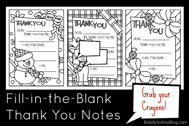 Challenger image throughout fill in the blank thank you cards printable