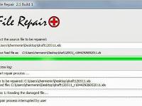Cara Memperbaiki File Rusak (Corupt)