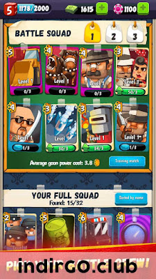 goon squad hile apk