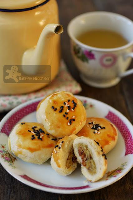 yuan yang sweet salty tau sar piah