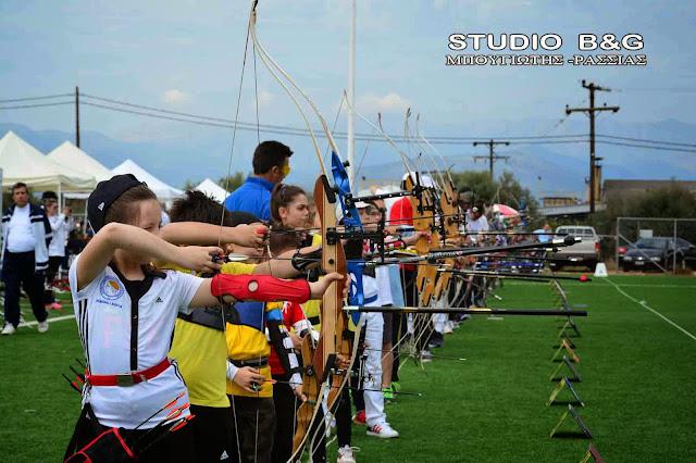 Ο ΦΟΙΝΙΞ  Αργολίδας εορτάζει την Ολυμπιακή Ημέρα στο Στάδιο Ναυπλίου