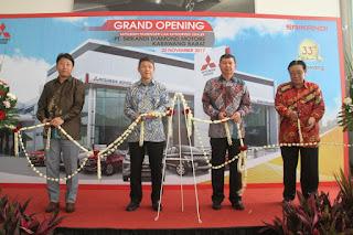 Mitsubishi Srikandi Jl.Bharata Raya Perumnas, No.A33, Galuh Mas, Karawang, Jawa Barat