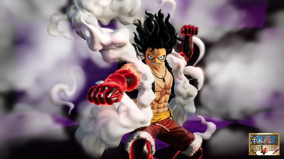 Luffy, Snakeman, One Piece Pirate Warriors 4, 4K, #5.1705