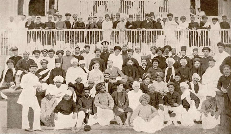 First Indian National Congress 1885