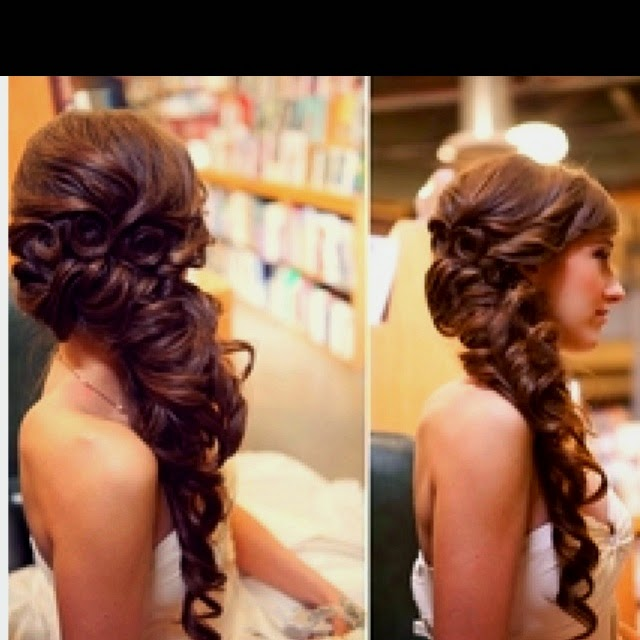 please can i have this hair for my wedding See more http://www.womensandmenshairstyle.net/