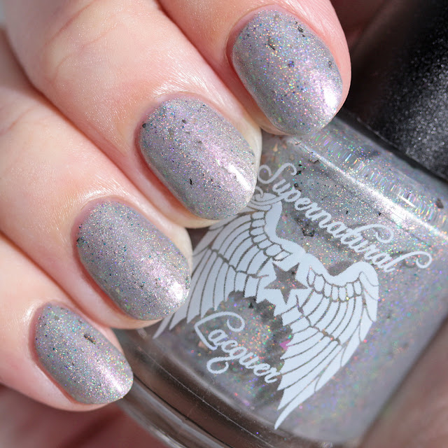 Supernatural Lacquer Dinglehopper Forkcident