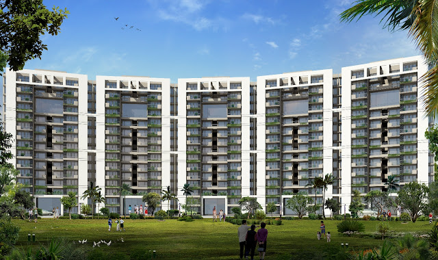 "Tulip Infratech started hand over of its one of the biggest housing projects ""Tulip Violet"""