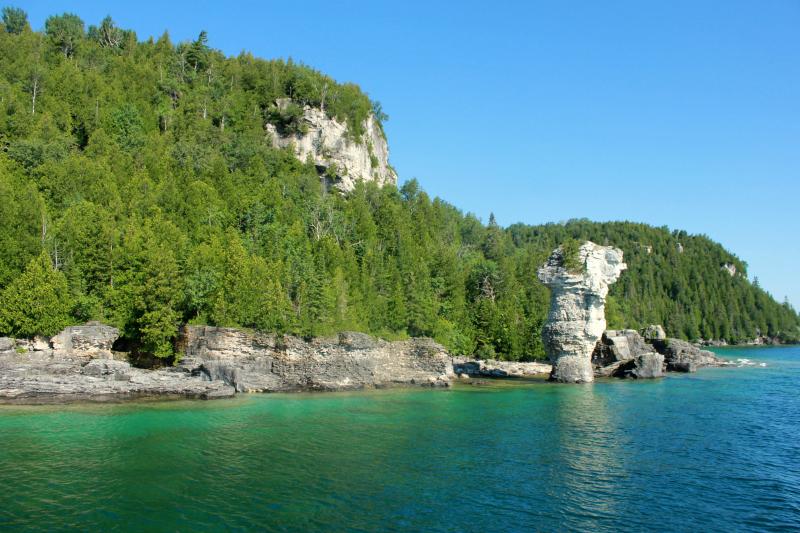 Flowerpot Island, Fathom Five National Marine Park