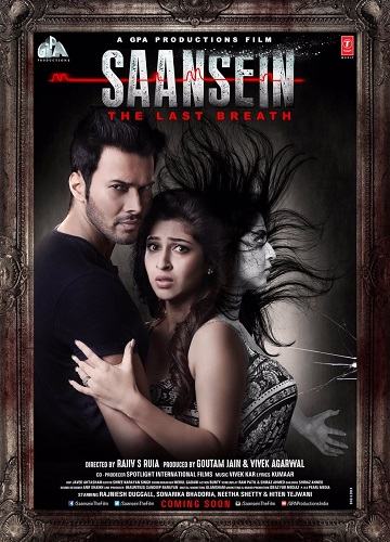 Saansein The Last Breath Movie Download HDRip x264 450mb